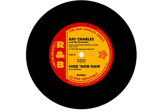 Charles,Ray - Hide 'Nor Hair/Unchain My Heart/Hit The Road Jack - (Vinyl)
