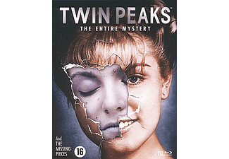 Twin Peaks The Entire Mystery - Complete Collection | Blu-ray