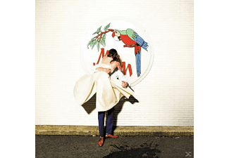 Sylvan Esso - What Now - (CD)