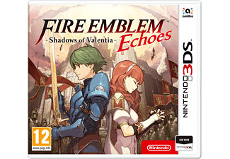 Fire Emblem: Echoes Shadow of Valentia | Nintendo 3DS
