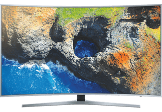 SAMSUNG UE49MU6509U LED TV (Curved, 49 Zoll, UHD 4K, SMART TV)