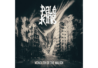 Pale King - Monolith Of The Malign - (Vinyl)