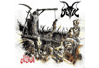 Devil - To The Gallows - (CD)