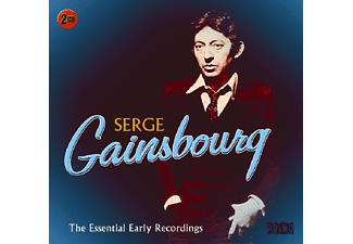Serge Gainsbourg - Essential Early Recordings (CD)