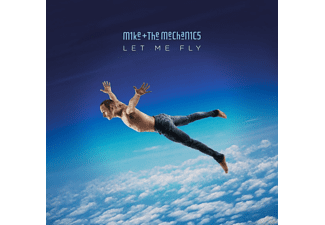 Mike & The Mechanics - Let Me Fly (Vinyl LP (nagylemez))