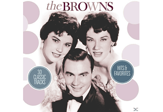 The Browns - Hits & Favorites - (CD)