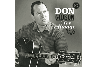 Don Gibson - For Always - (CD)