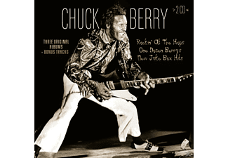 Chuck Berry - 3 Original Albums Plus - (CD)
