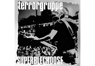 Terrorgruppe - Superblechdose (Live/+Download) - (Vinyl)