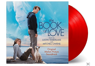 Justin Timberlake, Mitchell Owens - Book Of Love (Soundtrack) (LTD Red Vinyl) - (Vinyl)