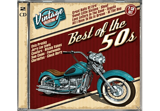 VARIOUS - Best Of The 50's-Vintage Collection - (CD)