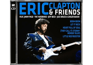 Eric Clapton - Eric Clapton & Friends - (CD)