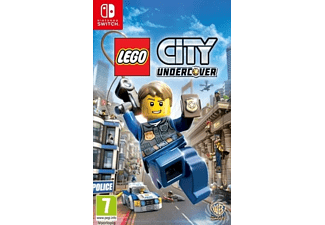 Warner Bros LEGO City Undercover Nintendo Switch (1000638849)
