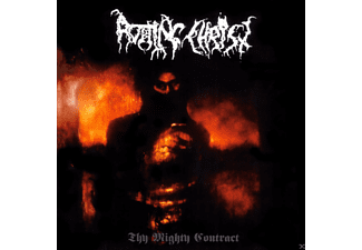 Rotting Christ - Thy Mighty Contract - (Vinyl)