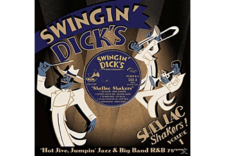 VARIOUS - Swingin' Dick's Shellac Shakers 01 - (Vinyl)