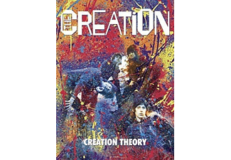The Creation - Creation Theory (4CD+DVD Media Book) - (CD + DVD Video)