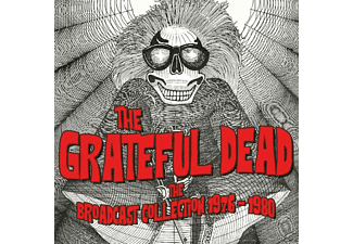 Grateful Dead - The Broadcast Collection 1976-1980 - (CD)