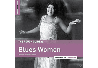 VARIOUS - Rough Guide: Blues Women - (LP + Download)