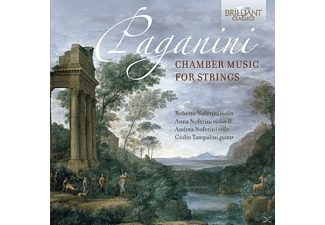 Noferini,R./Noferini,A./Noferini,A./Tampalini,G. - Chamber Music For Strings - (CD)