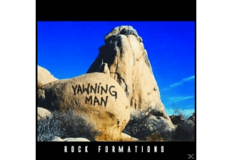 Yawning Man - Rock Formations - (CD)