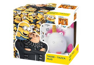Despicable Me 3 Tasse Fluffy