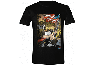 South Park T-Shirt The Fractured but Whole Distressed L