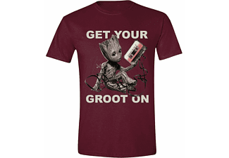 Guardians of the Galaxy Vol.2 T-Shirt Get your Groot on S
