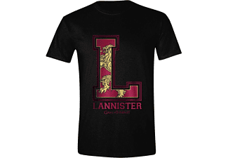 Game of Thrones T-Shirt Lannister College Style M