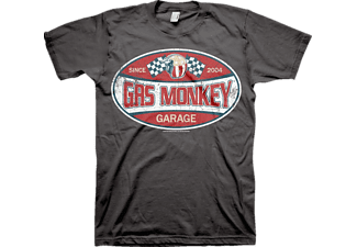 Gas Monkey Garage American Label T-Shirt L