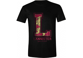 Game of Thrones T-Shirt Lannister College Style S