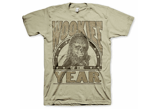 Star Wars T-Shirt Wookiee of the Year XXL