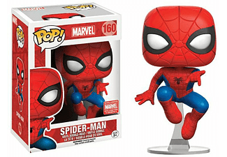 Marvel Pop! Vinyl Wackelfigur Spiderman Leaping