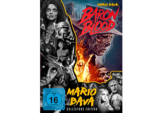 Baron Blood - Mario Bava-Collection #4 (1 Blu-ray und 2 DVDs) - (Blu-ray + DVD)