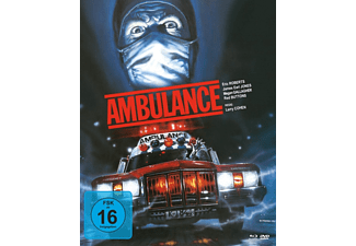Ambulance (Mediabook, 1 Blu-ray und 2 DVDs) - (Blu-ray + DVD)