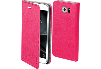 SBS-MOBILE Book Galaxy S7 Handyhülle, Pink