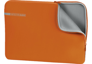 HAMA Neoprene, 15.6 Zoll, Universal, Grau/Orange