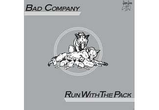 Bad Company - Run With The Pack - (Vinyl)