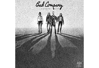 Bad Company - Burnin' Sky - (Vinyl)