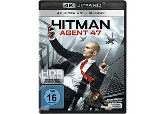 Hitman: Agent 47 [4K Ultra HD Blu-ray + Blu-ray]