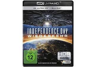 Independence Day: Wiederkehr - (4K Ultra HD Blu-ray + Blu-ray)