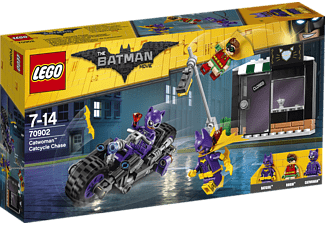 LEGO Catwoman™: Catcycle-Verfolgungsjagd (70902)
