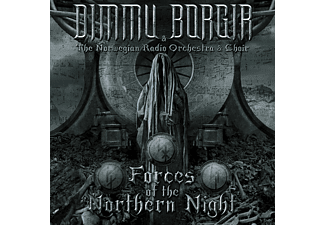 Dimmu Borgir - Forces Of the Northern Night (Digipak) (Blu-ray)