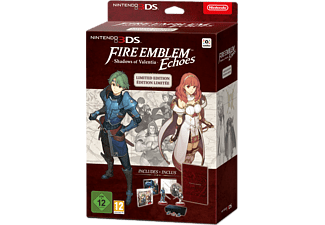 Fire Emblem Echoes: Shadows of Valentia - Limited Edition 3DS