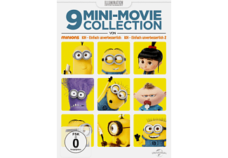 9 Mini-Movies Collection - (DVD)