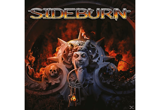 Sideburn - #Eight - (CD)