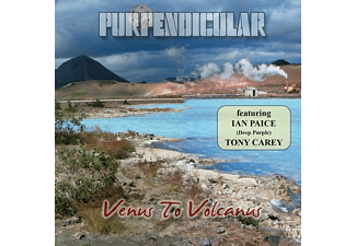 Purpendicular - Venus To Volcanus - (CD)