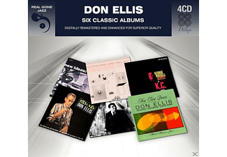 Don Ellis - 6 Classic Albums - (CD)