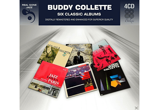 Buddy Collette - 6 Classic Albums - (CD)