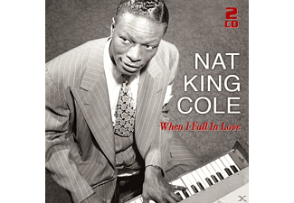 Nat King Cole - When I Fall In Love-50 Great Love Songs - (CD)