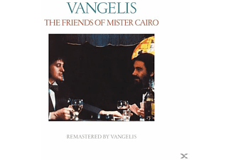 Jon And Vangelis - The Friends Of Mister Cairo (Remastered 2016) - (CD)
